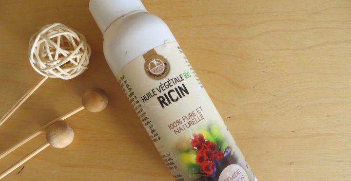 L'huile de ricin pour les cheveux secs et abîmés!
