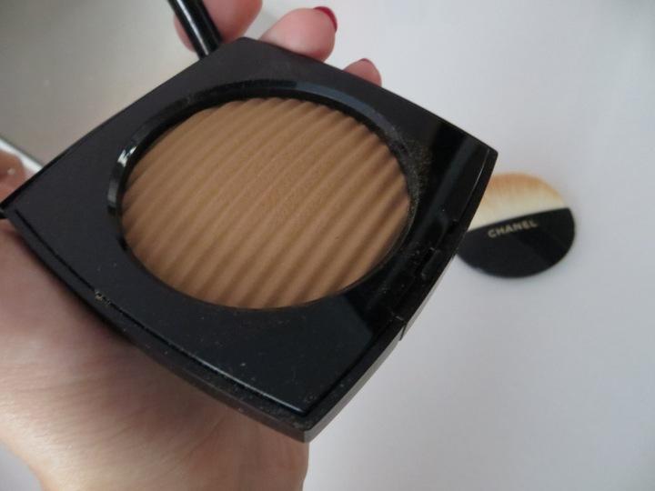 Haul de produits Chanel petite folie electricmindweb bronzer les beiges