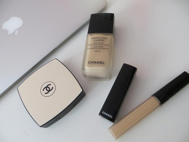 Haul de produits Chanel petite folie electricmindweb produits ouverts
