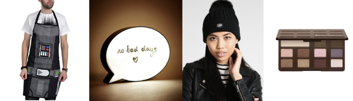 idees cadeaux de noel a moins de 30 euros tablier dark vador bonnet palette too faced sephora electricmindweb.png