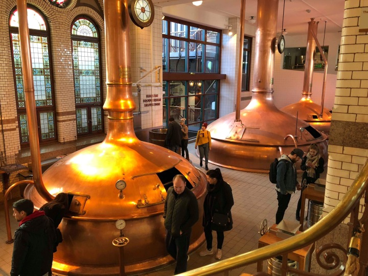 City guide visiter asmterdam en 3 jours Heineken electricmindweb