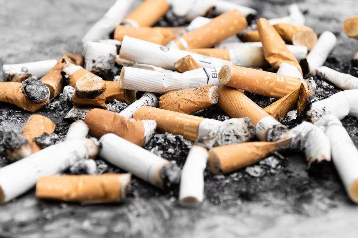 J'ai arrêté le tabac rien qu'avec de la volonté!